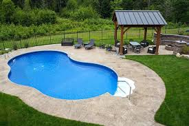rectangular inground pool designs. Inground Pool Pictures In Ground Rectangular Designs .