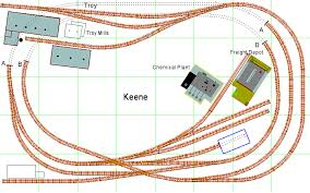 railroad boy cheshire rail track plan cheshire rail track plan