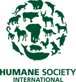 Image result for how does humane society international logo