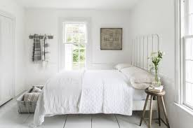 White Grey Bedroom Design 40 Best White Bedroom Ideas How To Decorate A White Bedroom