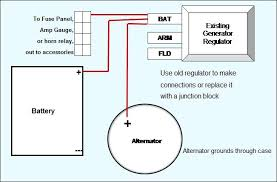 2 wire alternator wiring diagram also how do i wire an alternator in gm 2 wire alternator wiring diagram 2 wire alternator wiring diagram also how do i wire an alternator in place of a