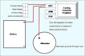 2 wire alternator wiring diagram also how do i wire an alternator in denso 2 wire alternator wiring diagram 2 wire alternator wiring diagram also how do i wire an alternator in place of a