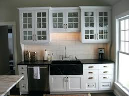 White Kitchen Cabinet Hardware Ideas White Kitchen Cabinet Hardware