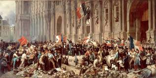 class french revolution cbse a few good things philippoteaux lamartine at hdev 1848