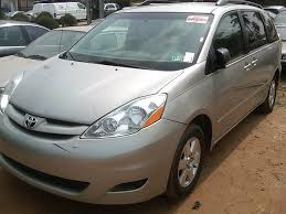 2007 Toyota Sienna ii – pictures, information and specs - Auto ...
