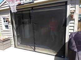 garage screen door slidersGarage Appealing garage door screens ideas Garage Door Screen