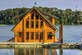 Floating Home Manufacturers The Original Pan Abode