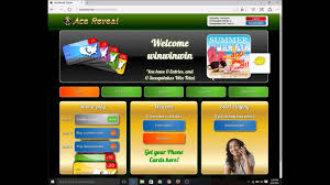 ace reveal tutorial how to sign up abc sweepstakes