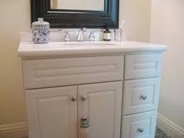 64 Bathroom Vanity Would You Paint This Bathroom Vanity Cabinet Apartment Therapy