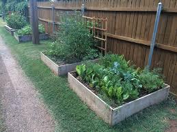 raised garden bed box 4 4 complete setup