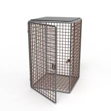 wire furniture. Mesh Locker Wire Furniture
