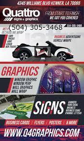 Print shop Kenner LA Call us for cards flyers door hangers designs ...