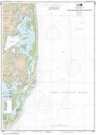 13248 Chatham Harbor And Pleasant Bay East Coast Nautical Chart