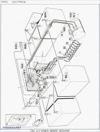 Motor wiring ezgo electric golf cart wiring diagram of club car ds gas wo ezgo workhorse
