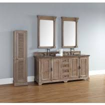 bathroom cabinets double sink. James Martin Providence (double) 72-Inch Driftwood Vanity Cabinet \u0026 Optional Countertops Bathroom Cabinets Double Sink