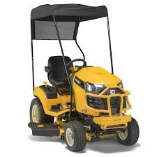 sun shade xt3 garden tractor