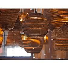 sun recycled slight ceiling pendant light extra large