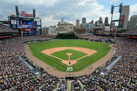 Exact Comerica Park Seating Chart View Seats Comerica Park