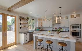 Image Farmhouse Style Sleek White Farmhouse Kitchen Design Don Pedro 25 Farmhouse Kitchen Decor Ideas Youll Want To Copy