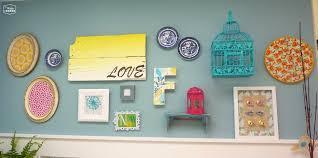 DIY Summer Room Decor Inspired By Pinterest  Room Makeover Diy Boho Chic Home Decor