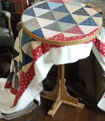 Hand Quilting Hoop/stand | Tim Latimer - Quilts etc & ... 2064 in New Quilt Hoop Adamdwight.com