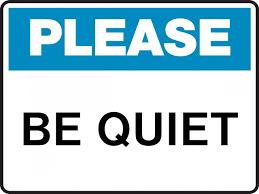 Quiet Please Meeting In Progress Sign Meeting In Progress Clip Art