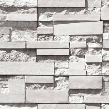 Small Picture Stereoscopic 3D film imitation brick wall pattern wallpaper