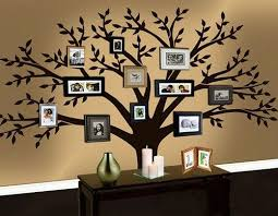 wall art stickers family tree