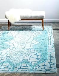 blue 8 x 10 aqua rug area rugs erugs 8 x 10 rug 8 10 rug