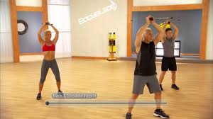 Body Blade Workout Chart Bodyblade For Boomers