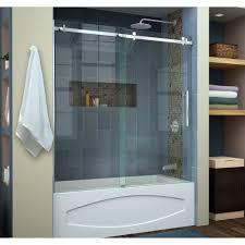 bathtub design glass surround for bathtub tubs tub shower combo door enigma air x single