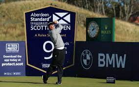 Scottish Open, tickets are ready to go ...