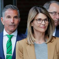 Lori Loughlin Gets 2 Months in College Admissions Case - The New York Times