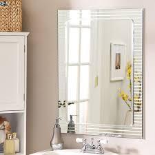 frameless mirrors for bathrooms. Frameless Mirrors For Bathrooms I