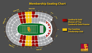 2014 Usc Trojans Football Season Tickets
