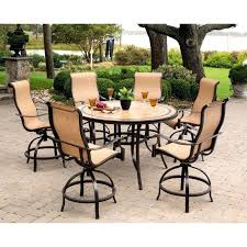 patio table and chairs high top kitchen table set unique high top outdoor table set