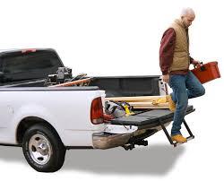 LivingStep Truck Tailgate Step, LivingStep Folding Tailgate Step