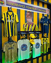 Fenerium products are now being sold at Tanzania!: FenerbahceSK