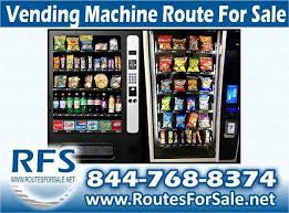 Vending Machine Business For Sale Custom South Carolina Soda And Snack Bulk Vending Machine Route For Sale
