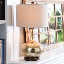 decor office. Dynia Gold Crackle Mercury Glass Table Lamp Decor Office