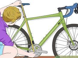 3 Ways To Size A Road Bike Wikihow