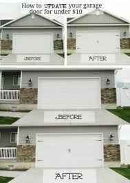 how to level a garage doorBest 25 Garage door update ideas on Pinterest  Garage door