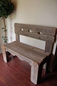 lake cabin furniture. Wooden Fish Bench. Recycled Wood Furniture, Cedar Lake House Furniture. Cabin Furniture | Pinterest N