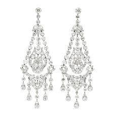 15 best earrings images on diamond chandelier earrings