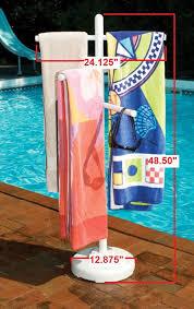 spa towel storage. Pool And Spa Towel Rack Storage .