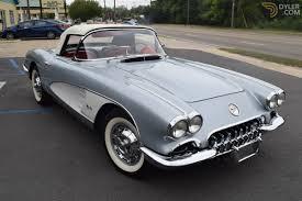Classic 1960 Chevrolet Corvette Stingray Coupe for Sale #1474 - Dyler