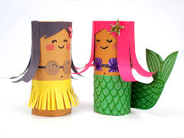 how to make girly things out of paper 20 diy toilet paper roll craft ideas bright star kids