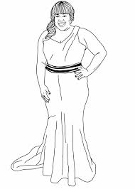 Coloring Books Amber Riley Actor And