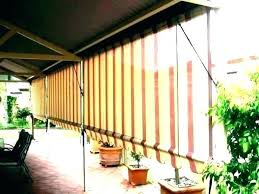 full size of outdoor roll up blinds down clear plastic bamboo hostel decorating agreeable