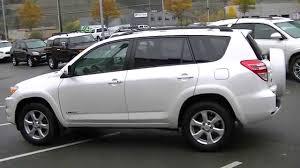 2010 Toyota Rav 4 Limited V6 Video 003 - YouTube